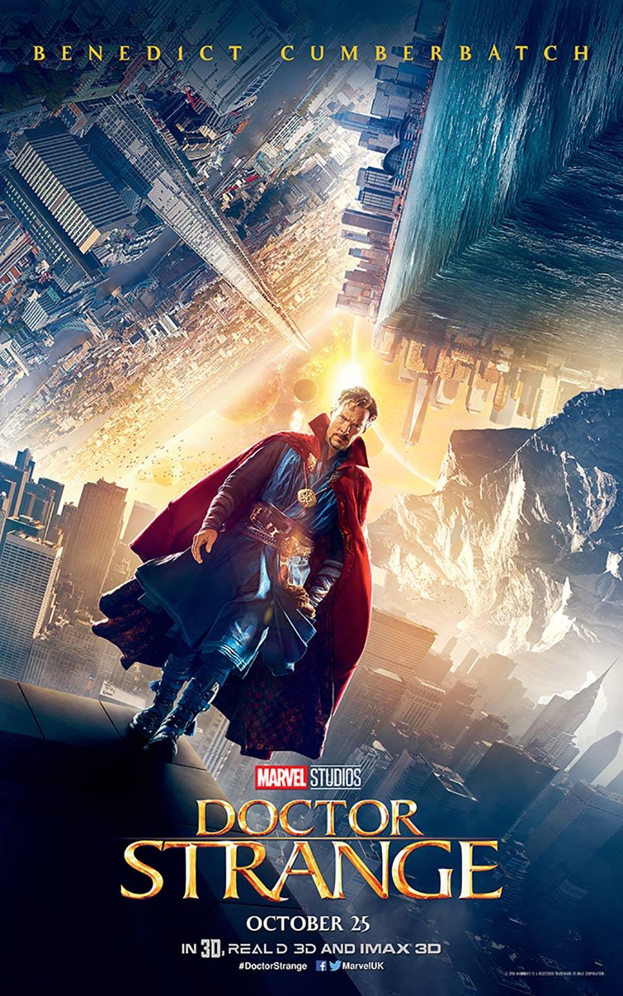 Doctor Strange Poster #6