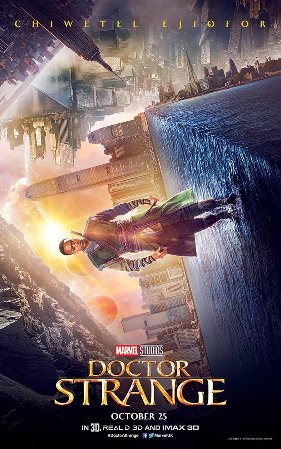 Doctor Strange Poster #7