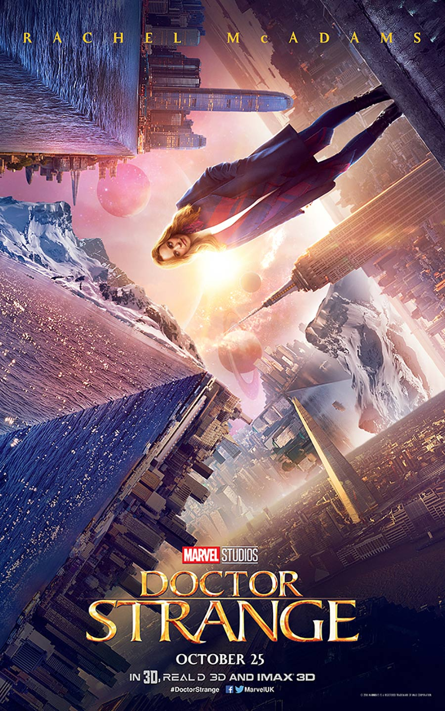 Doctor Strange Poster #9