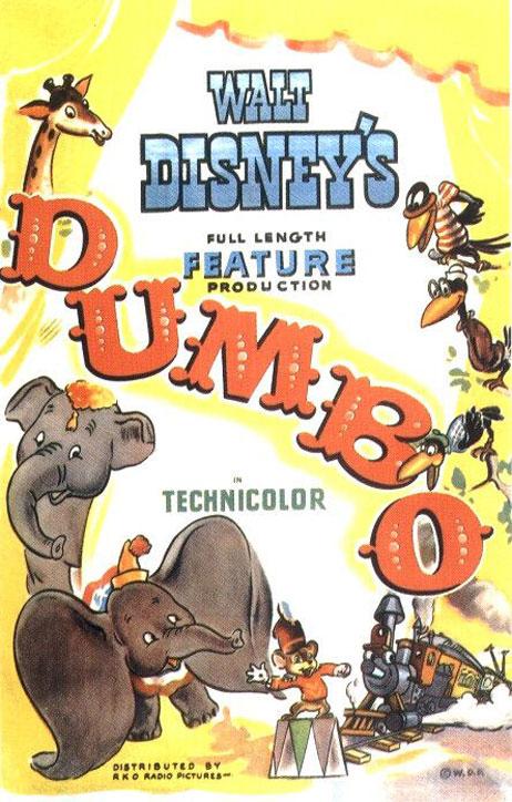 Dumbo Poster #2