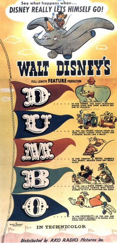 Dumbo Poster #3
