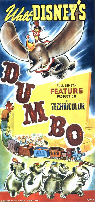 Dumbo Poster #4