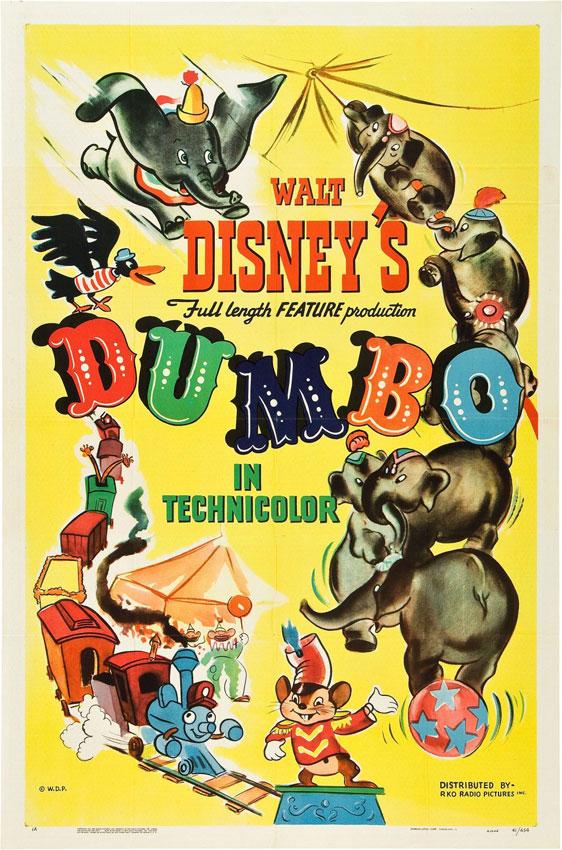 Dumbo Poster #1