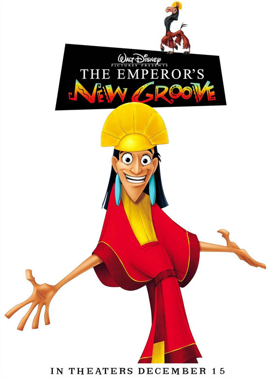 The Emperor's New Groove Poster #3