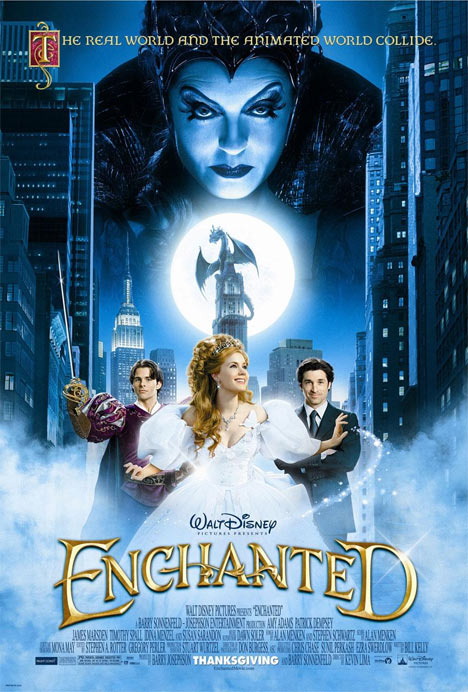 Enchanted Poster #1