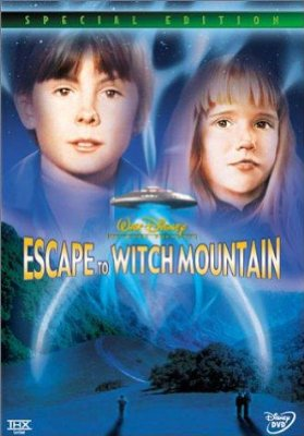 Escape to Witch Mountain Poster #3