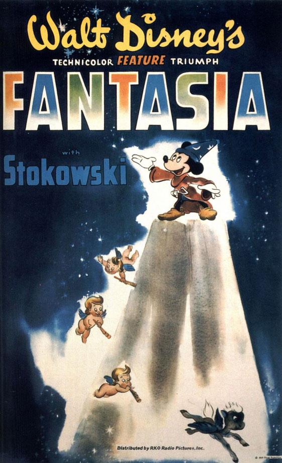 Fantasia Poster #1
