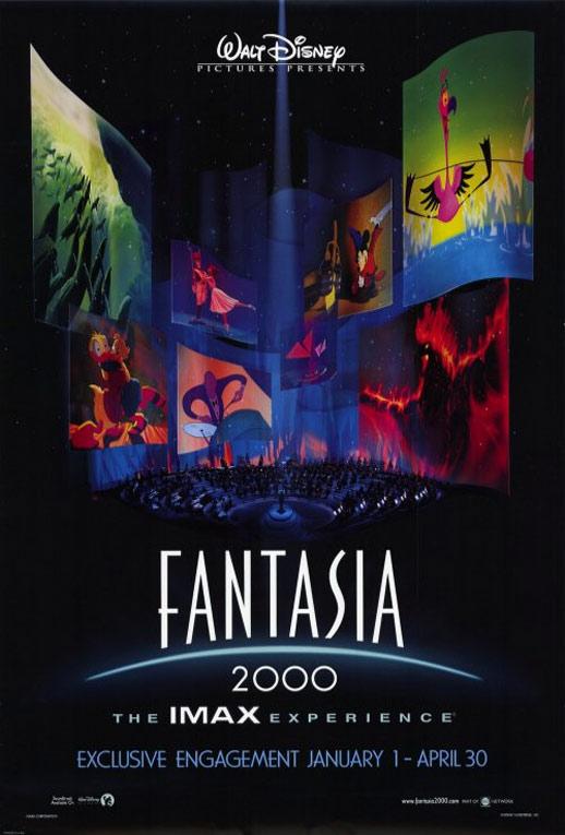 Fantasia 2000 Poster #1