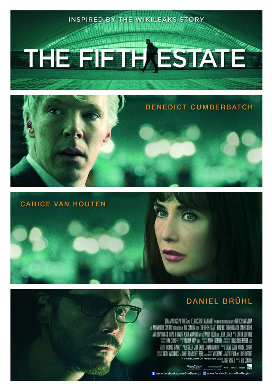 The Fifth Estate Poster #6