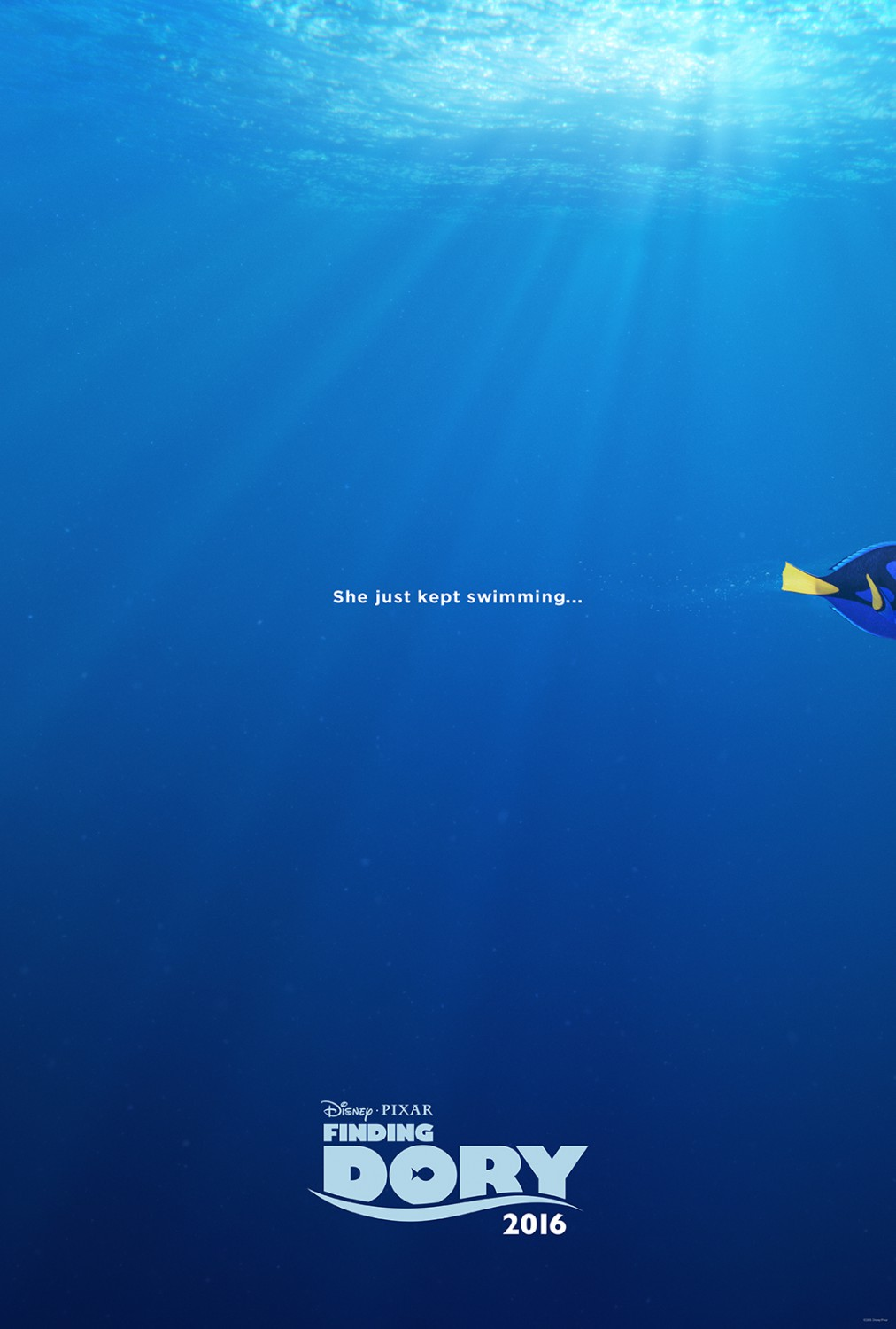 Finding Dory Poster #2