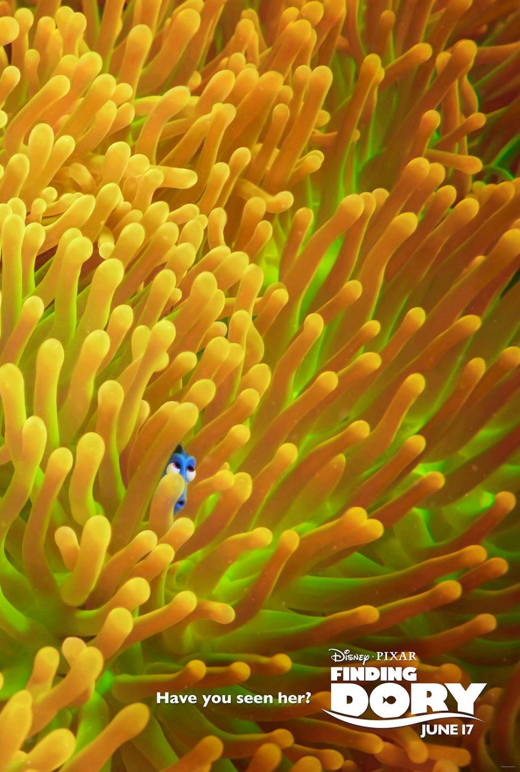 Finding Dory Poster #3