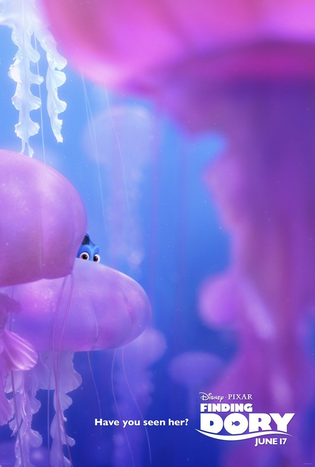 Finding Dory Poster #5