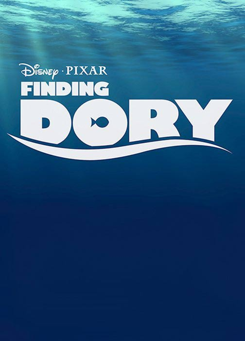 Finding Dory Poster #1