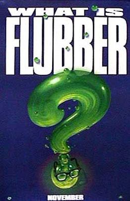 Flubber Poster #3