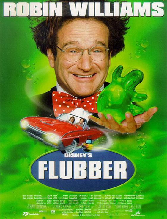 Flubber Poster #1