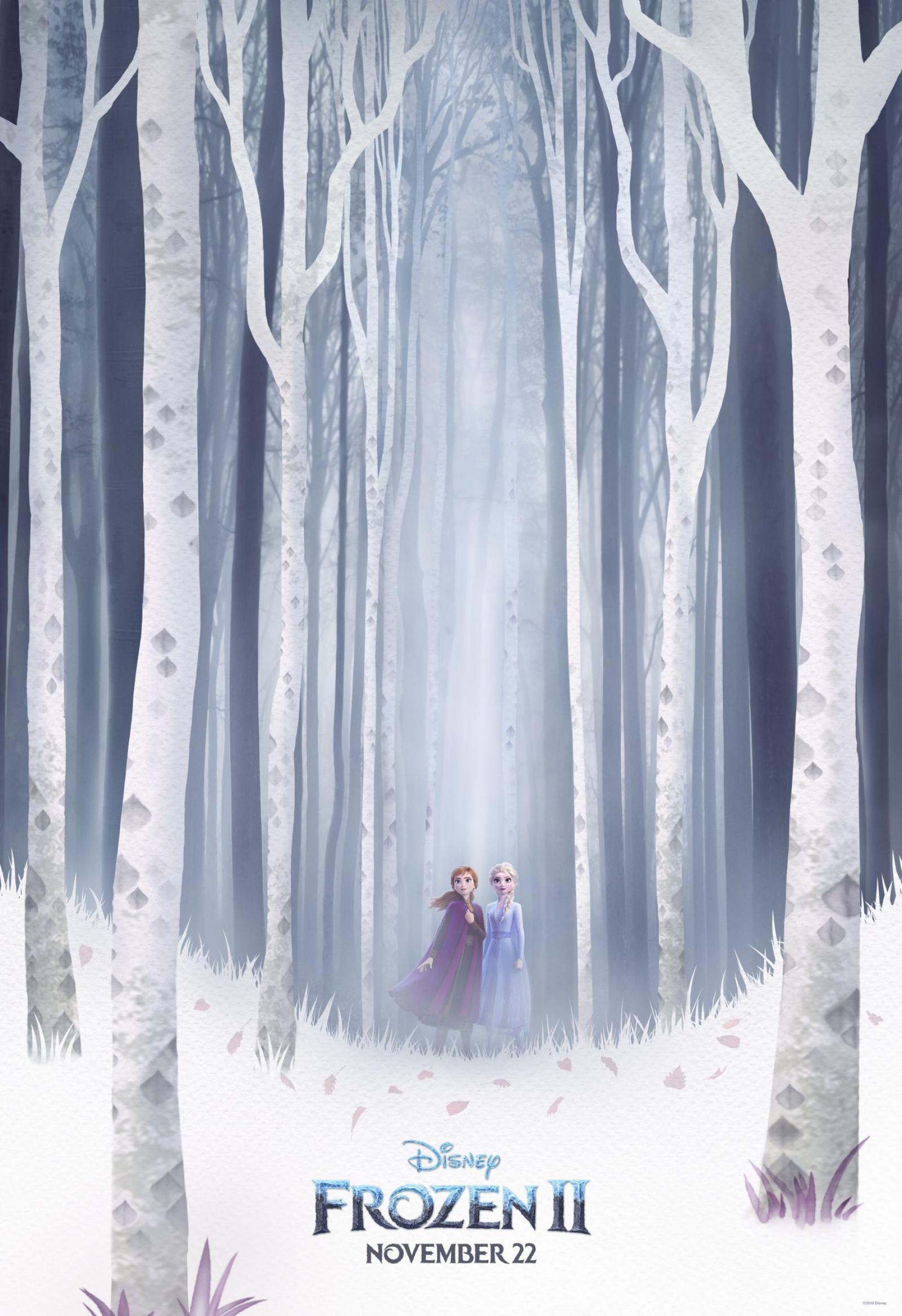 Frozen 2 Poster #3