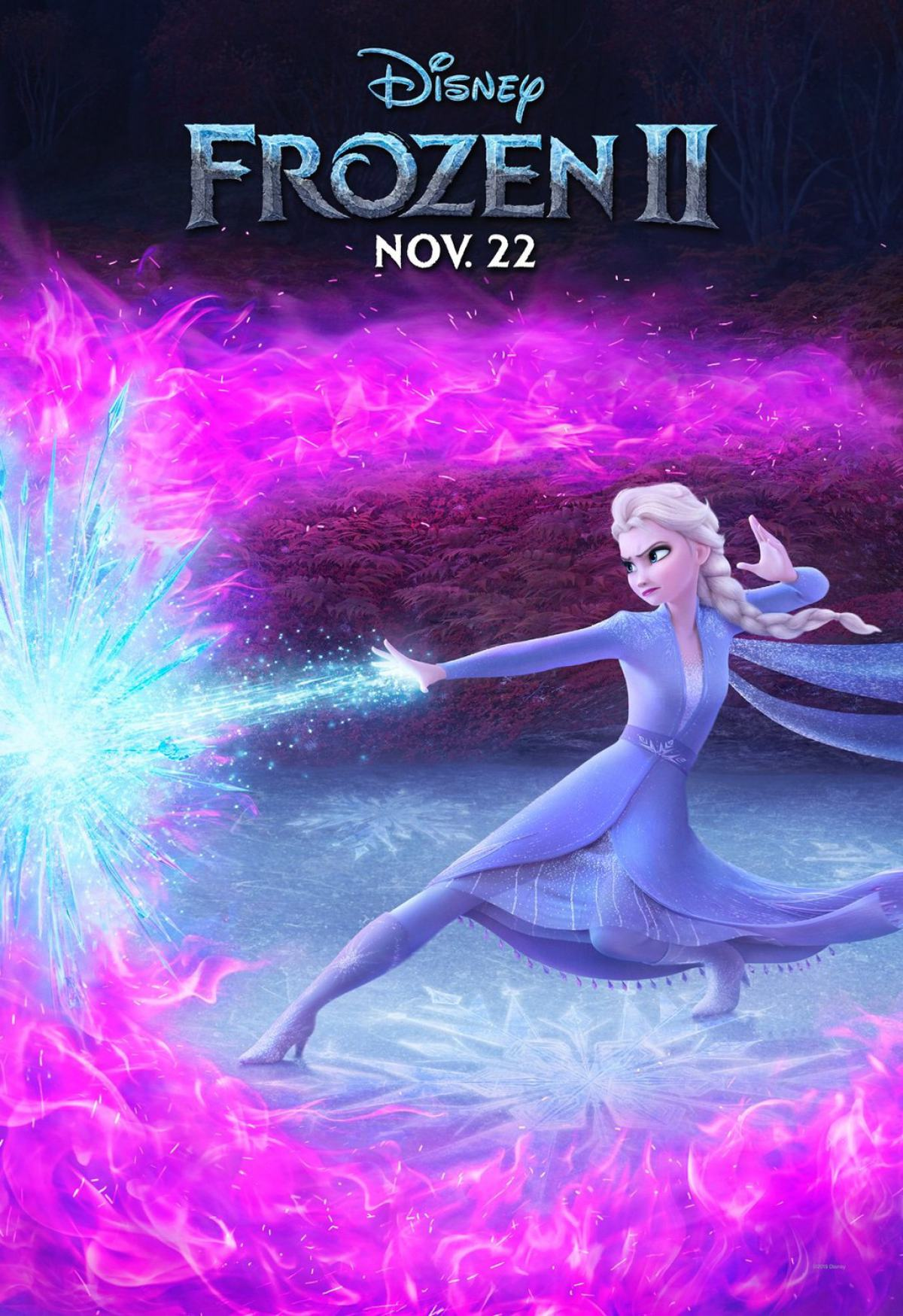 Frozen 2 Poster #4
