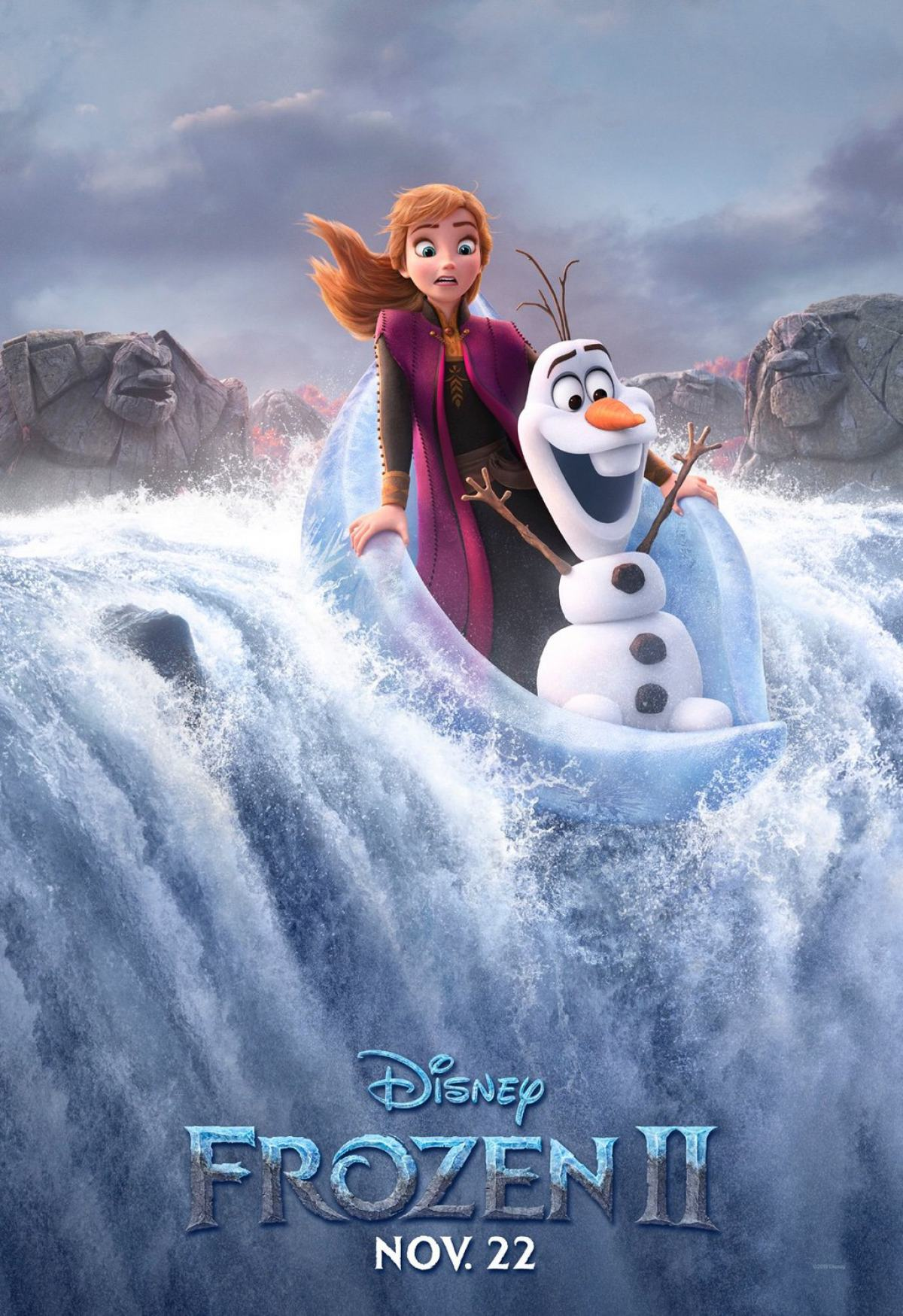 Frozen 2 Poster #5