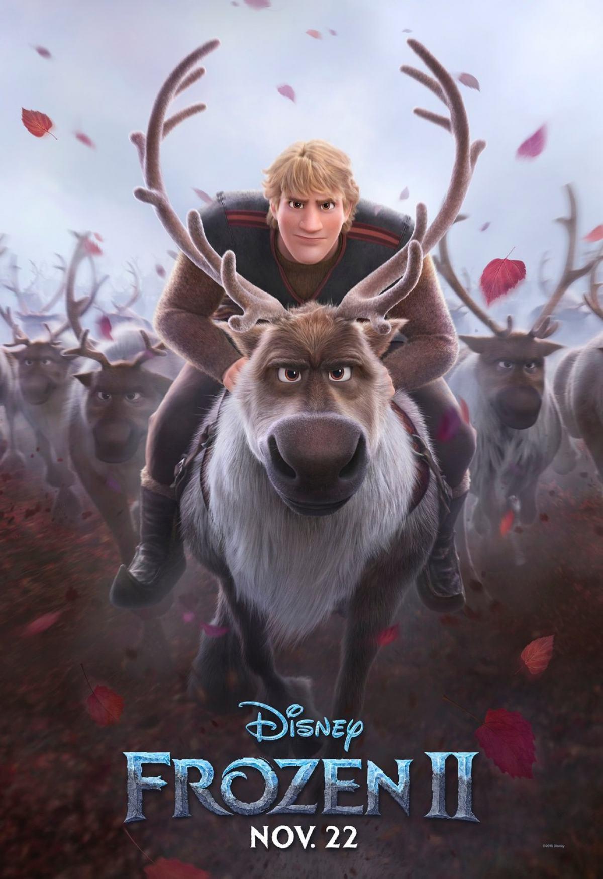 Frozen 2 Poster #6
