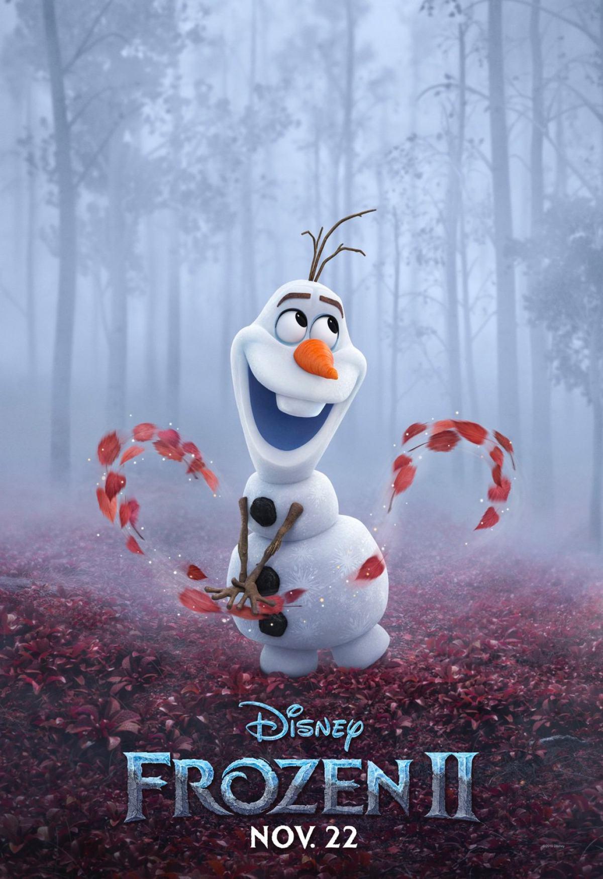 Frozen 2 Poster #7