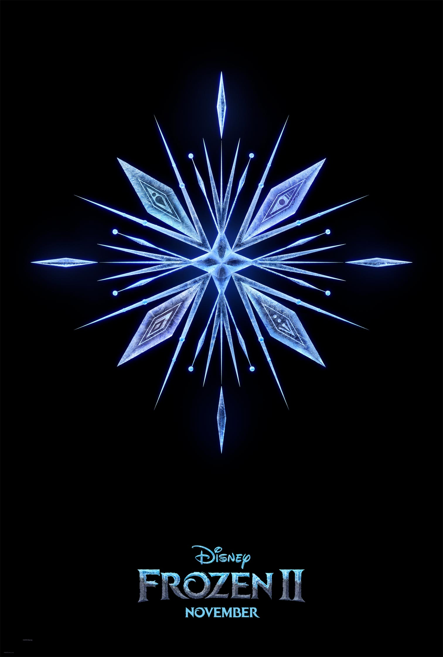 Frozen 2 Poster #1