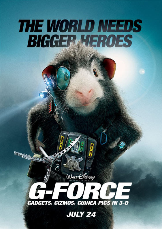 G-Force Poster #11