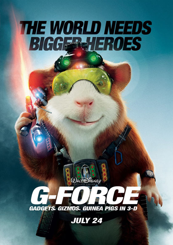 G-Force Poster #12