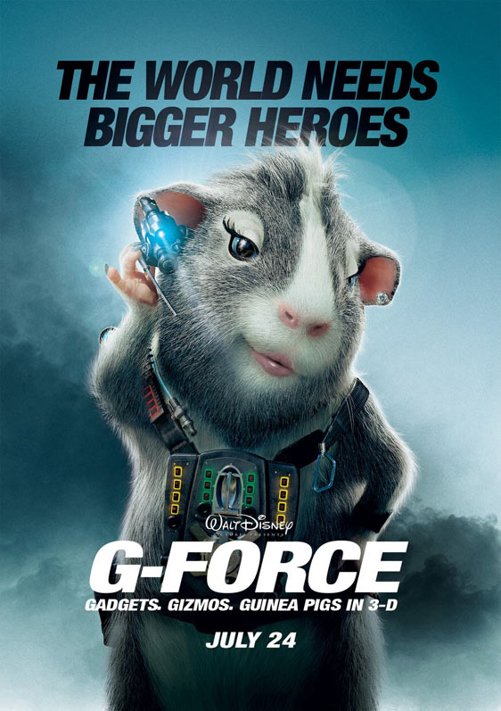 G-Force Poster #13