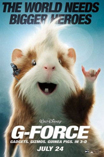 G-Force Poster #3