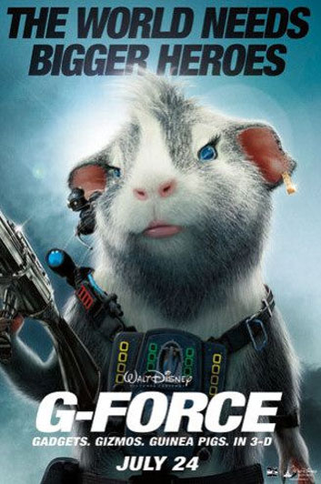 G-Force Poster #5