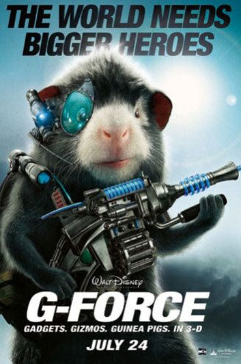 G-Force Poster #6