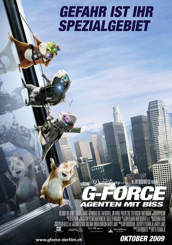 G-Force Poster #7