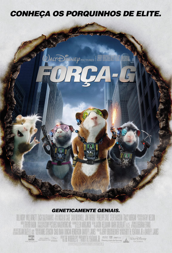 G-Force Poster #8