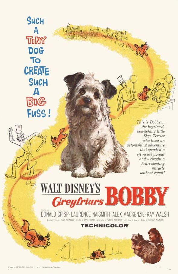 Greyfriars Bobby Poster #1