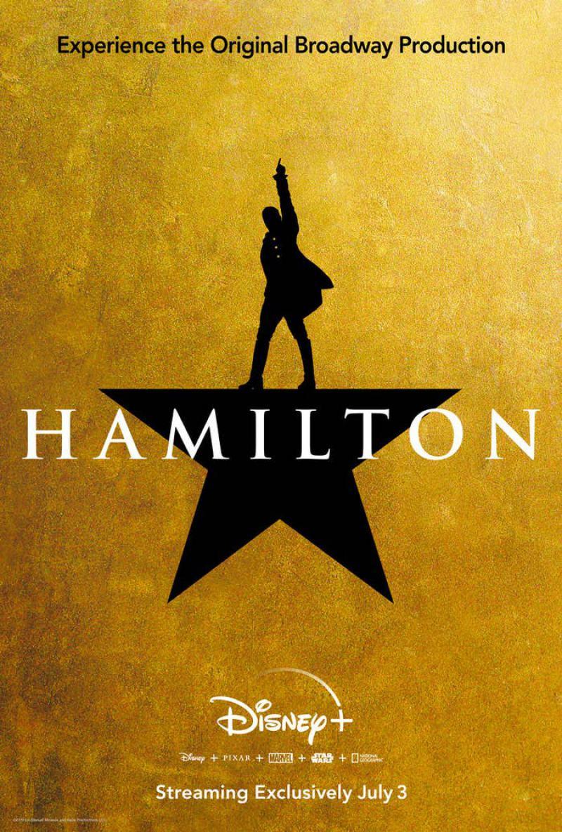 Hamilton Poster #1