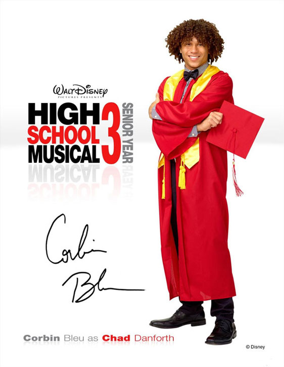 High School Musical 3: Senior Year Poster #2