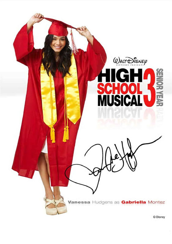 High School Musical 3: Senior Year Poster #3