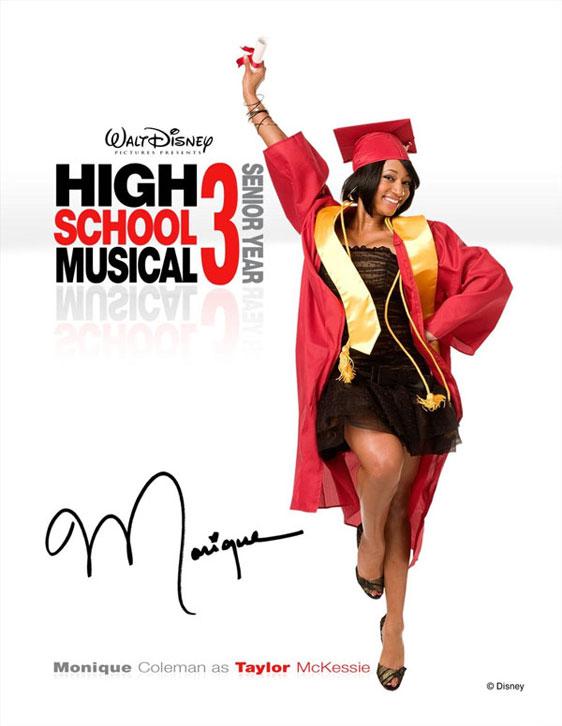 High School Musical 3: Senior Year Poster #5