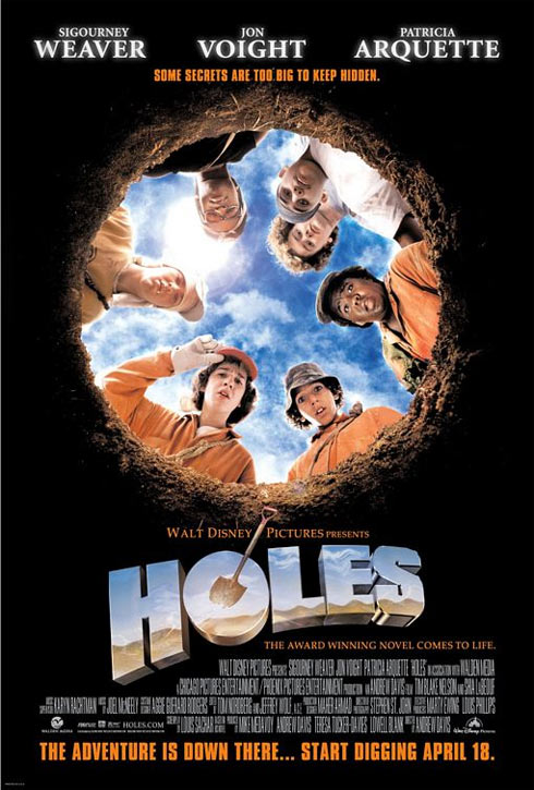 Holes Poster #1