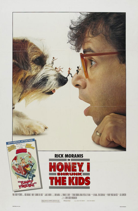 Honey, I Shrunk the Kids Poster #1