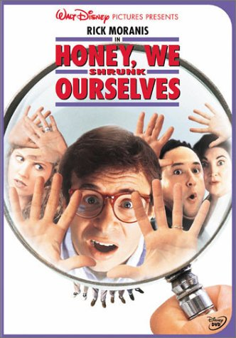 Honey, We Shrunk Ourselves Poster #1