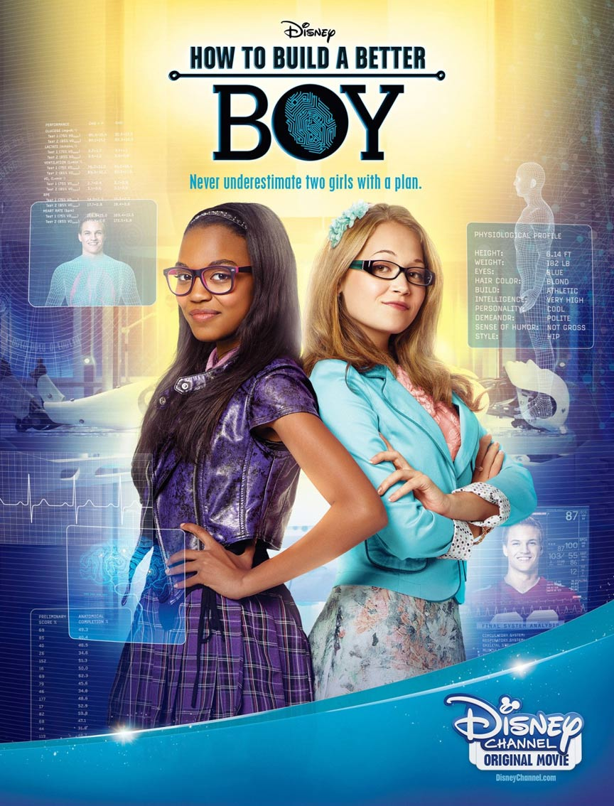 How to Build a Better Boy Poster #1