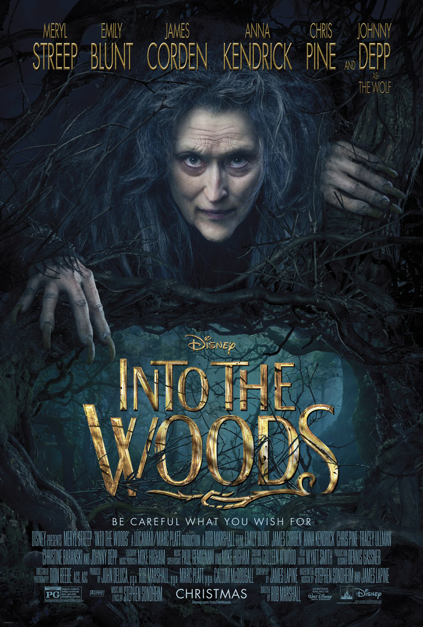 Into the Woods Poster #2