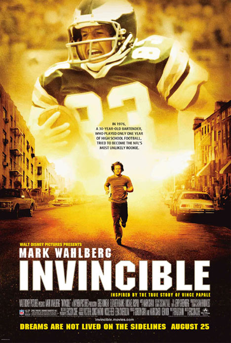 Invincible Poster #1