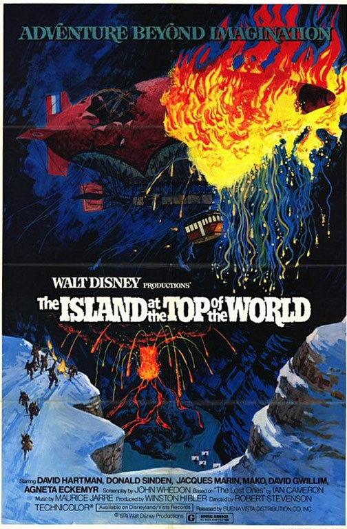 The Island at the Top of the World Poster #1