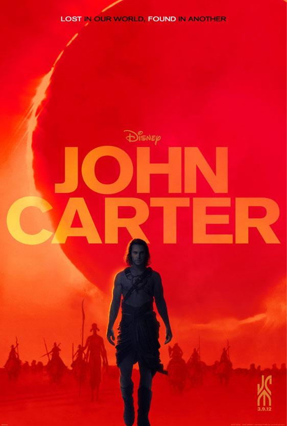 John Carter Poster #2