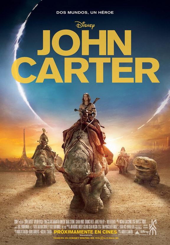 John Carter Poster #7