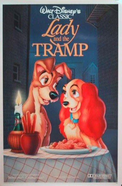 Lady and the Tramp Poster #5