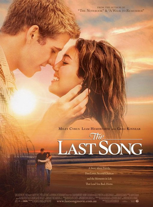 The Last Song Poster #3