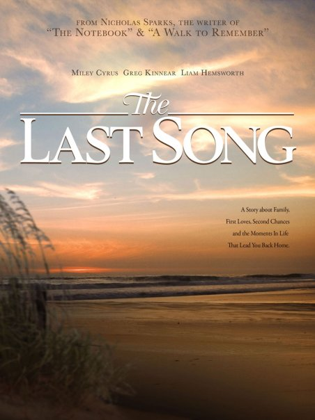 The Last Song Poster #1